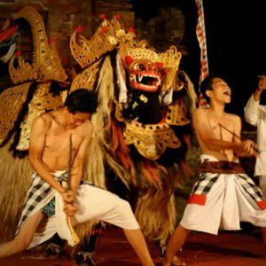 Barong And Kris Dance In Batubulan Village Baliferientours