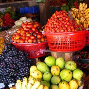 Gemüse Und Obstmarkt Baliferientours