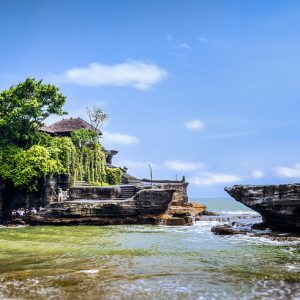 Meerestempel Tanah Lot Baliferientours