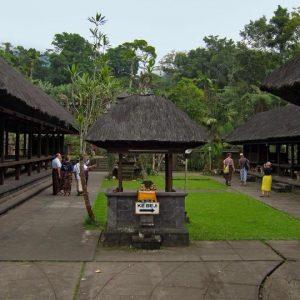 Tempelanlage Pura Luhur Batukau2 Baliferientours