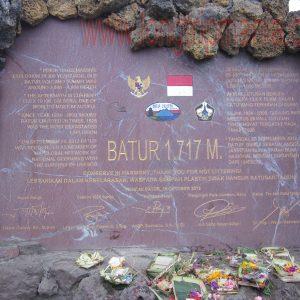Vulkanbesteigung Batur2 Baliferientours