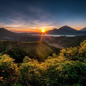 Vulkanbesteigung Batur Baliferientours