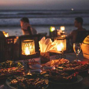 Bbq Seafood Dinner Jimbaran Baliferientours