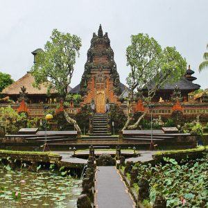 Ubud Royal Palace Baliferientours